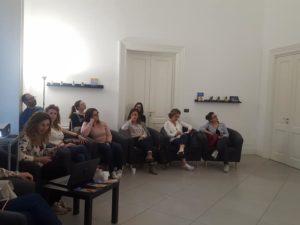 "Berne's Tea ""Troiane e Elena"" – Catania 29/5/2019"
